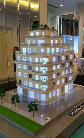 làm mô hình kiến trúc 06