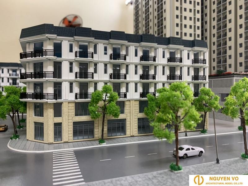Song Minh Residence - Thiết kế bởi Cty TNHH Nguyên Võ.