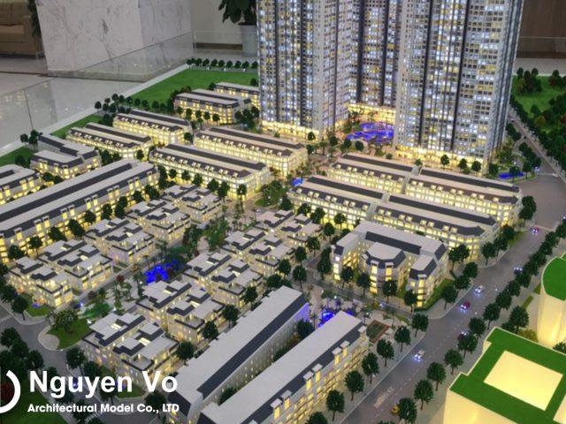 thiết kế mô hình kiến trúc
